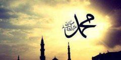 أحاديث عن فضل الرسول محمد