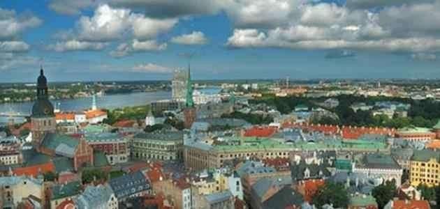 أشياء تشتهر بها لاتفيا … تعرف علي اكثر المنتجات والمعالم شهرة فى لاتفيا