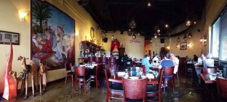 أفضل المطاعم العربية في ميامي