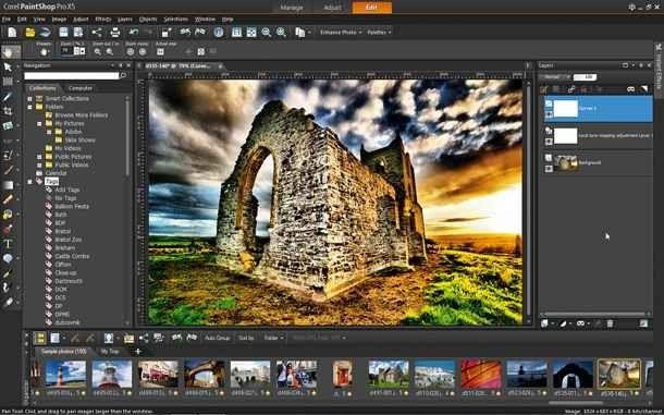 أفضل برامج تعديل الصور للكمبيوتر .. تعرف على أفضل البرامج الخاصة بتعديل الصور