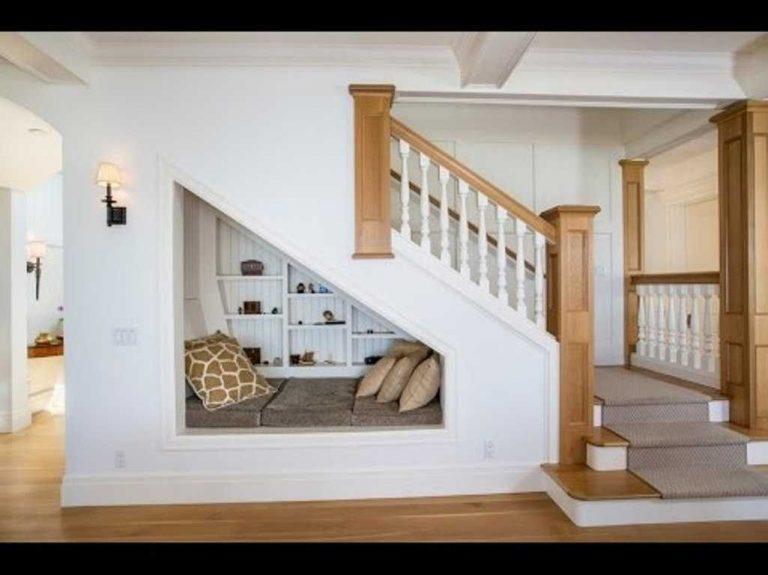 أفكار لبيت الدرج… تعرف على 20 فكرة لإستغلال بيت الدرج