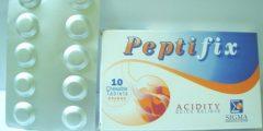 أقراص ببتي فيكس Pepti fix مضاد للحموضة