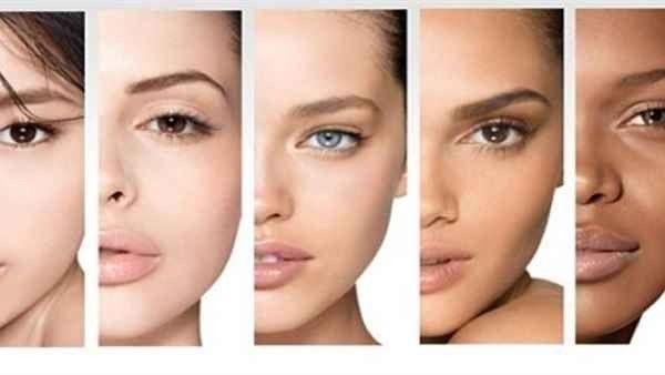 ألوان البشرة وأسمائها بالعربي والإنجليزي.. تعرف على ألوان البشرة وأسمائها
