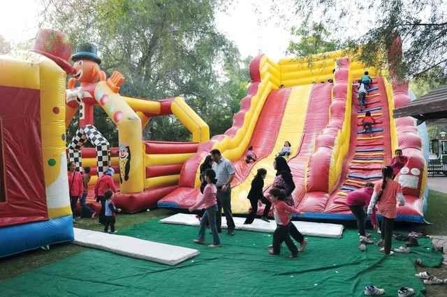 أماكن ترفيهية للأطفال في عجمان ننصحكم بزيارتها _ أجمل أماكن المرح للأطفال