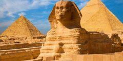 معلومات عن أبو الهول في مصر