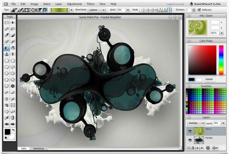 افضل برامج الجرافيك للماك .. تعرف على افضل برامج تصميم الجرافيك لنظام MAC