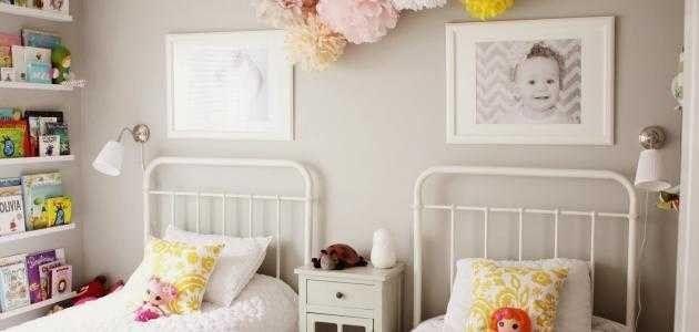 افكار لغرف الاطفال .. إليك مجموعة من الأفكار لتنفيذها فى غرف أطفالك ..