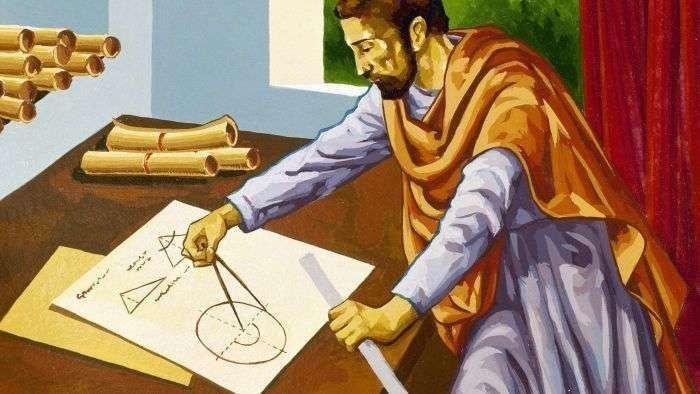علماء الرياضيات اقليدس .. تعرف على انجازاته ودوره المؤثر في تاريخ الرياضيات