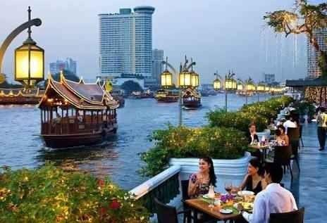 الأنشطة السياحية في بانكوك ..تعطي الإحساس بالمتعة والمغامرة والتشويق