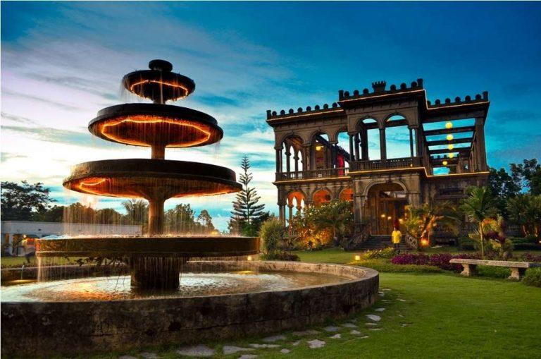 الأنشطة والأماكن السياحية في مدينة تاليساي الفلبين /  بحر المعرفة