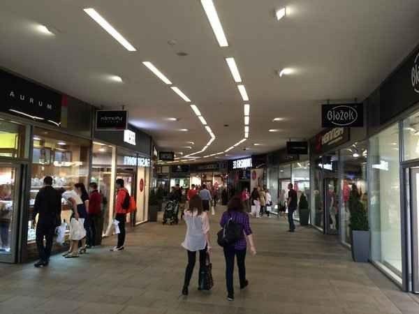 الأوت لت في براغ .. تجربة فريدة من التسوق