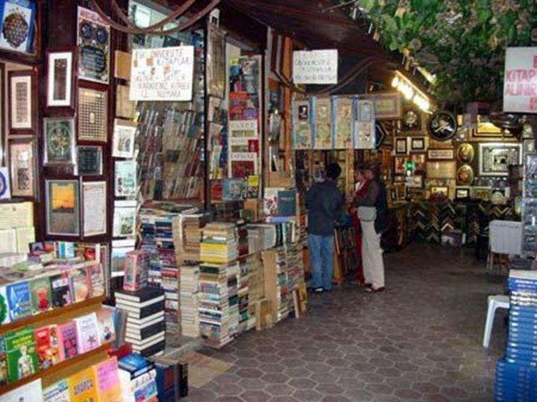 الأسواق الشعبية في إسطنبول