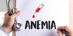كيكات صحية مفيدة لمصابي فقرالدم – الأنيميا