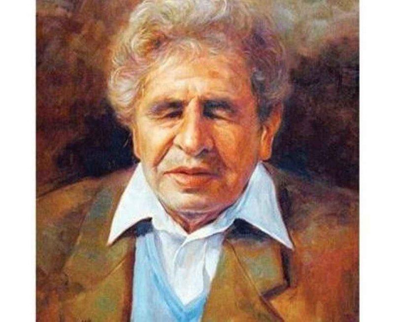 الشاعر عبد الله البردوني
