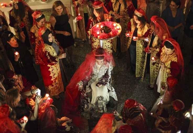 عادات وتقاليد الزواج في تركيا..تعرف على تقاليد وأشكال الزواج التركى..