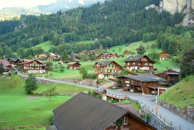الحياة الريفية في سويسرا .. تعرف على أجمل الأماكن الريفية في سويسرا