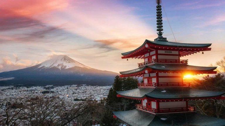 أفضل وقت لزيارة اليابان