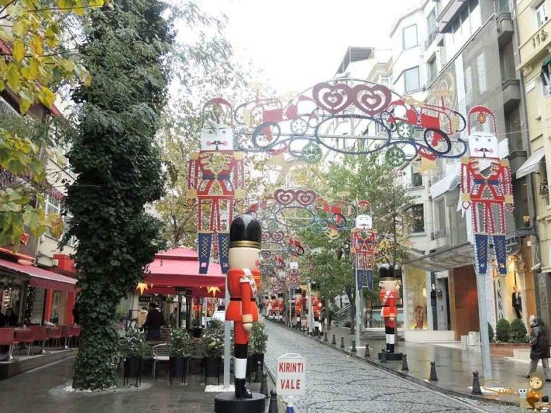 سوق عثمان بيه في اسطنبول .. تعرف على أقدم وأفضل أسواق إسطنبول …