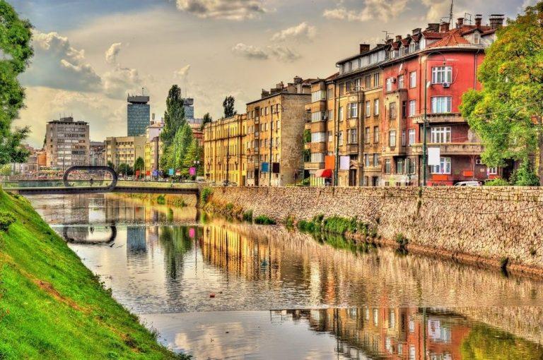 الأماكن السياحية في البوسنة والهرسك