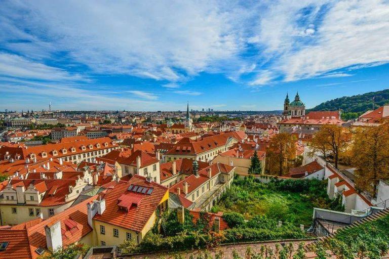السياحة في التشيك في الشتاء