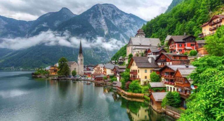 السياحة في التشيك والنمسا