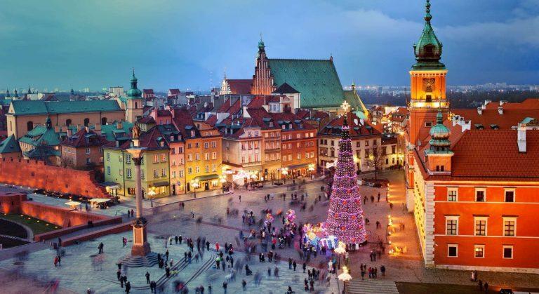 السياحة في التشيك وبولندا