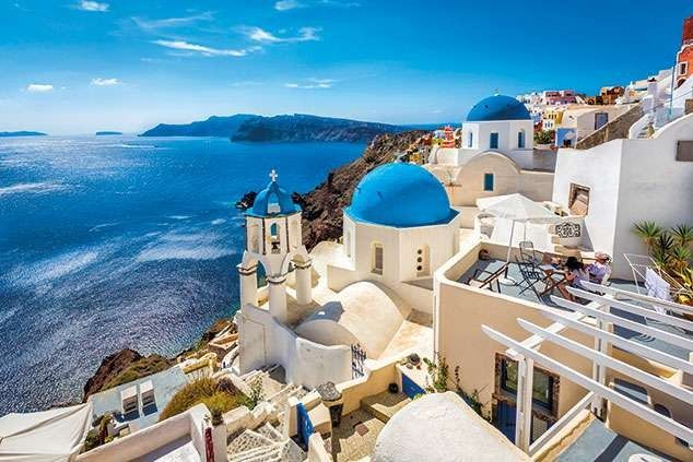 السياحة في اليونان شهر أكتوبر