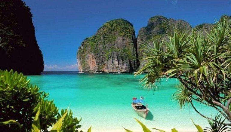 السياحة في تايلاند في شهر يوليو /  بحر المعرفة