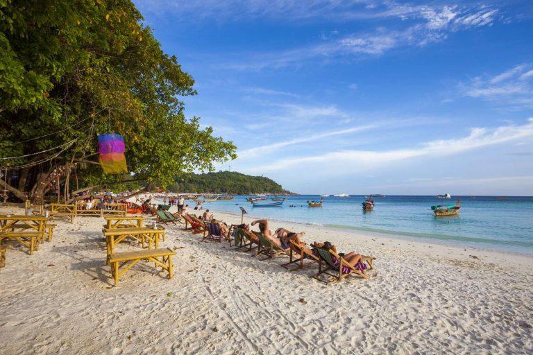السياحة في تايلند في شهر مارس /  بحر المعرفة