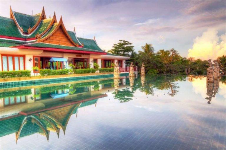السياحة في تايلند في شهر يناير /  بحر المعرفة