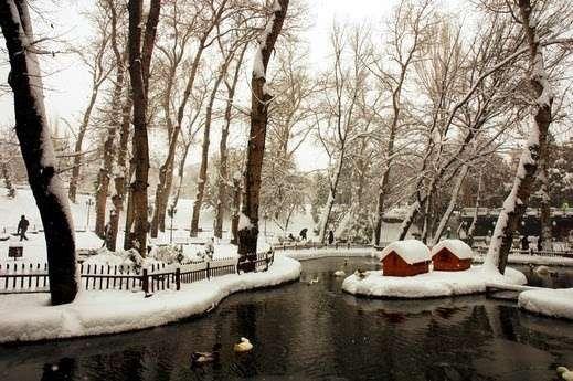 السياحة في تركيا في شهر فبرايرأفضل مواسم السياحة فى تركيا