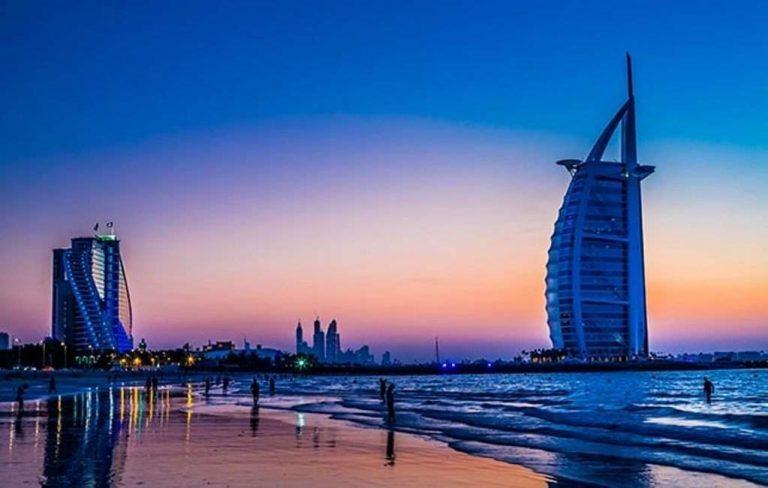السياحة في دبي شهر أغسطس