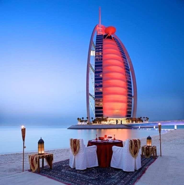 السياحة في دبي – قضاء شهر عسل رائع في دبي