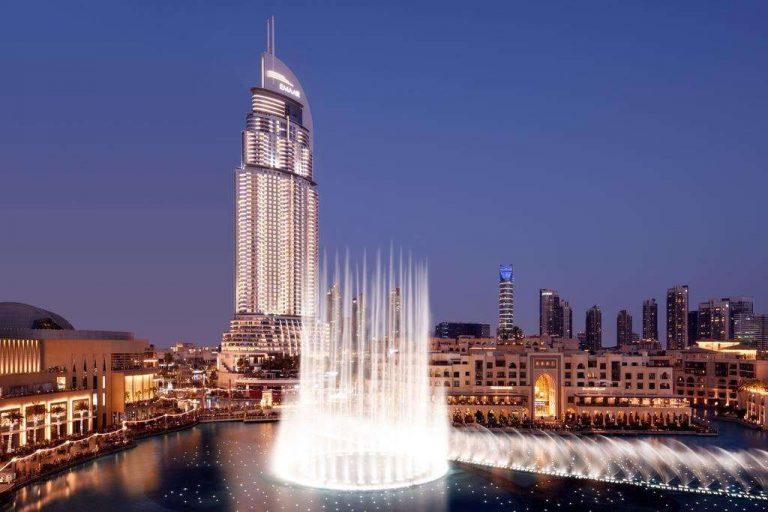 السياحة في دبي في شهر يوليو