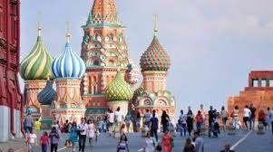 السياحة في روسيا شهر أبريل