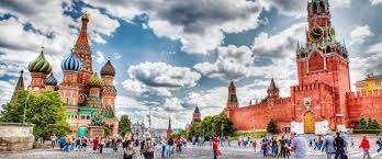 السياحة في روسيا في شهر يناير