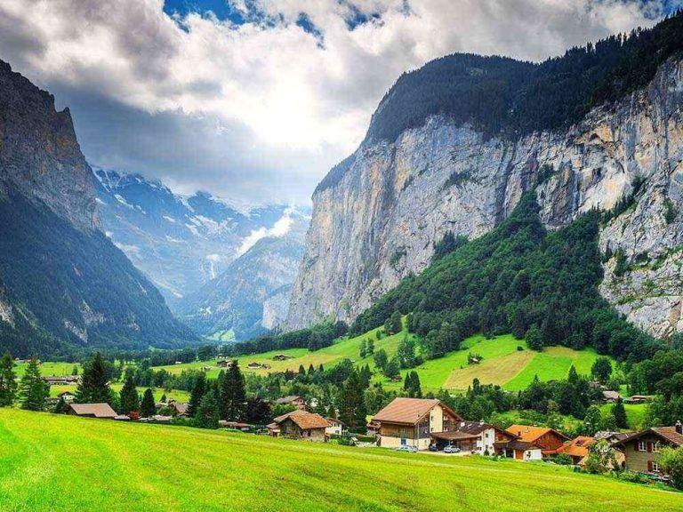 السياحة في سويسرا والنمسا /  بحر المعرفة