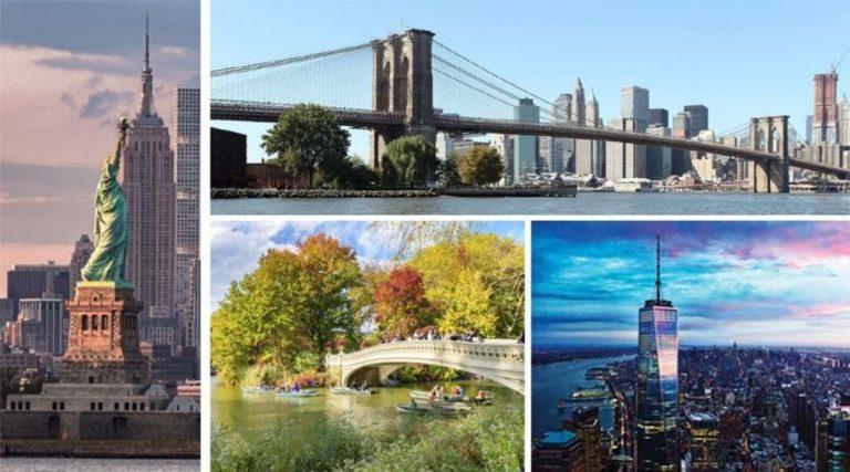 السياحة في نيويورك 2019…. تعرف على أحدث الأماكن السياحية في نيويورك /  بحر المعرفة