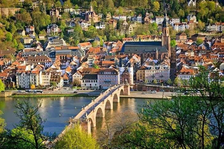 السياحة في هايدلبرغ– و أفضل 10 أماكن سياحية