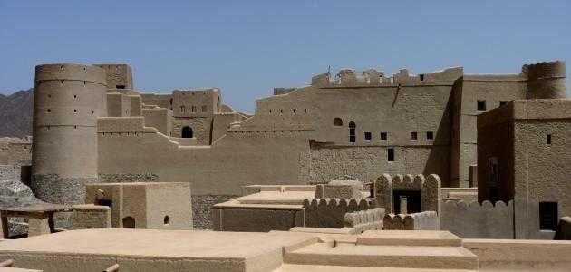 السياحة في واحة بهلاء .. بهلاء أجمل الواحات فى سلطنة عمان …………