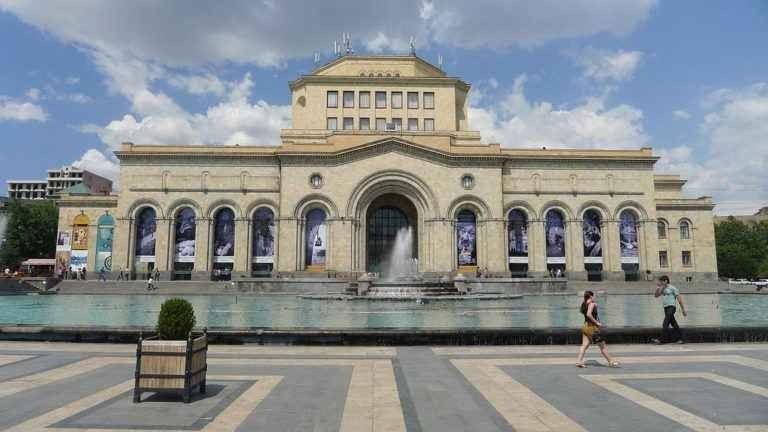 السياحة في يريفانأرمينيا – وأفضل 11 أماكن سياحية