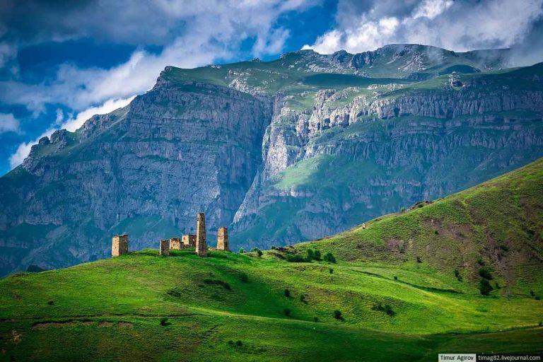 السياحة في الشيشان | الدليل السياحى لرحلة فى الشيشان أجمل بلاد القوقاز