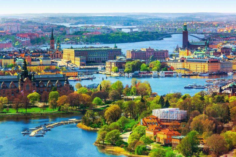 الطبيعة في السويد – أجمل معالم الطبيعة في السويد