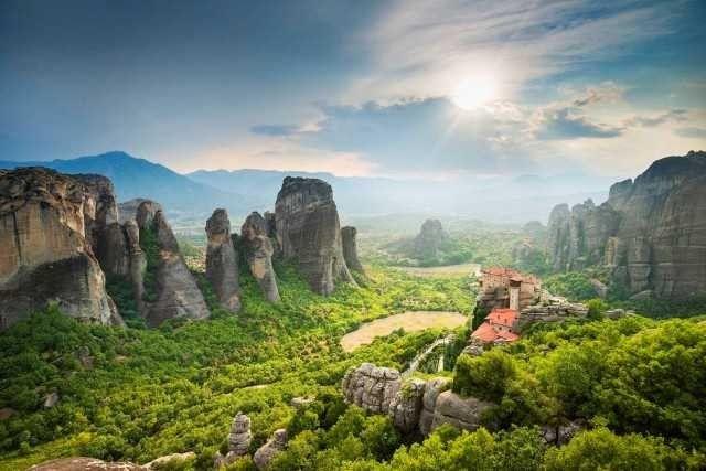 الطبيعة في اليونان – أجمل وأهم معالم الطبيعة باليونان