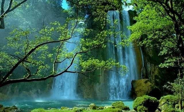 جمال الطبيعة في بونشاك