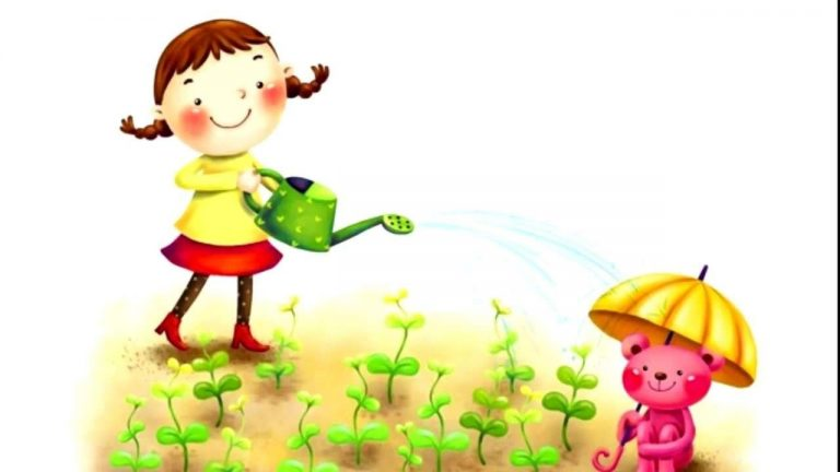 قصة عن الطبيعة للأطفال