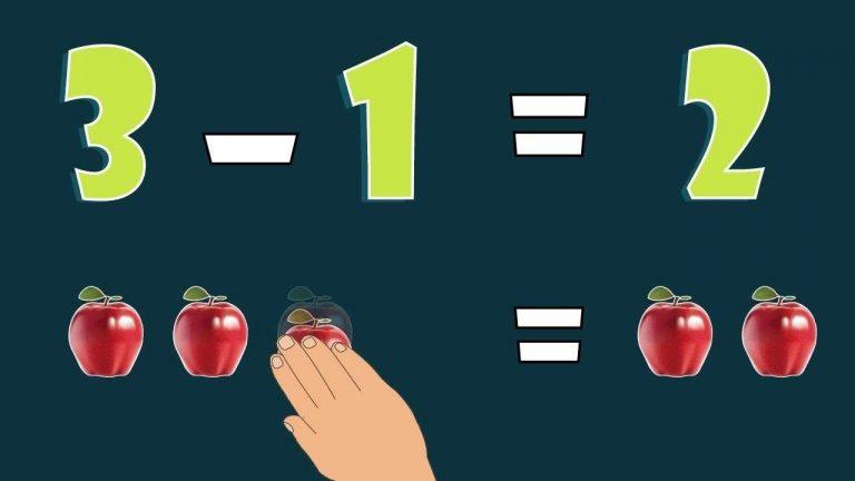 طريقة تعليم الأطفال الطرح .. تعرف على الأساليب المختلفة لتعليم طفلك طرح الأعداد