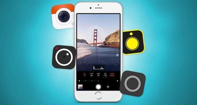 افضل برامج الكاميرا للايفون… سبعة من أفضل تطبيقات التّصوير للآيفون