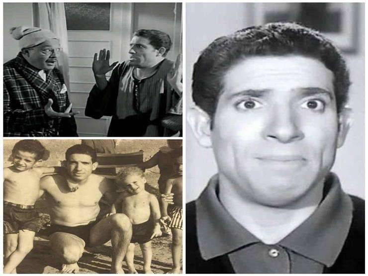 الممثل محمد عوض