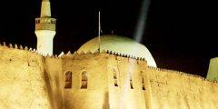 معلومات عن قصر إبراهيم في الهفوف